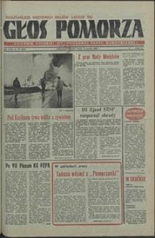 Głos Pomorza. 1980, grudzień, nr 270