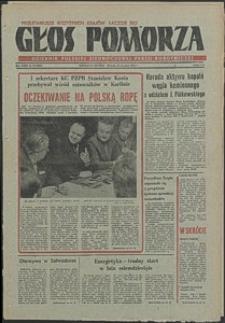 Głos Pomorza. 1981, styczeń, nr 10