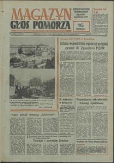 Głos Pomorza. 1981, styczeń, nr 13