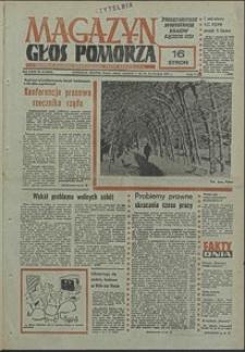Głos Pomorza. 1981, styczeń, nr 18