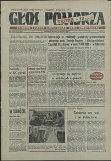 Głos Pomorza. 1981, styczeń, nr 21
