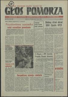 Głos Pomorza. 1981, marzec, nr 45
