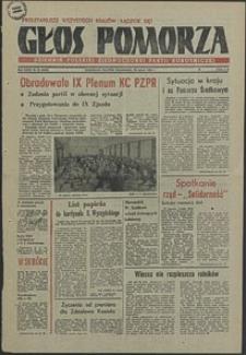 Głos Pomorza. 1981, marzec, nr 65