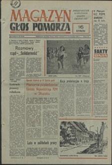 Głos Pomorza. 1981, sierpień, nr 157