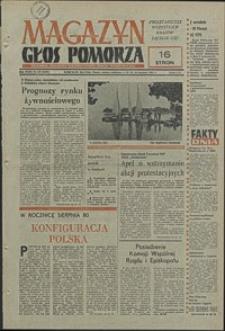 Głos Pomorza. 1981, sierpień, nr 172