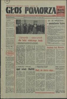 Głos Pomorza. 1981, wrzesień, nr 188