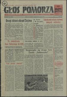 Głos Pomorza. 1981, wrzesień, nr 193