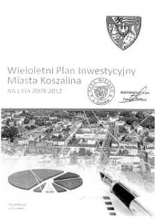 Uchwała Rady Miejskiej w Koszalinie nr XXXVII/415/2009