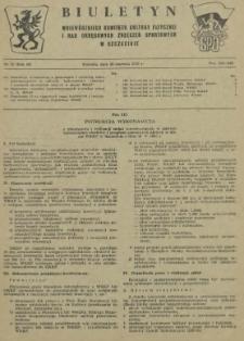 Biuletyn Wojewódzkiego Komitetu Kultury Fizycznej i Rad Okręgowych Zrzeszeń Sportowych w Szczecinie. R.2, 1956 nr 12