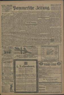 Pommersche Zeitung : organ für Politik und Provinzial-Interessen. 1899 Nr. 302 Blatt 2