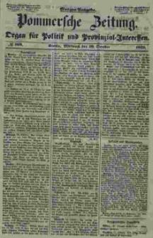 Pommersche Zeitung : organ für Politik und Provinzial-Interessen. 1853 Nr. 190