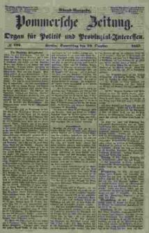 Pommersche Zeitung : organ für Politik und Provinzial-Interessen. 1853 Nr. 192