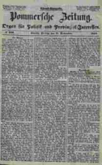 Pommersche Zeitung : organ für Politik und Provinzial-Interessen. 1853 Nr. 230