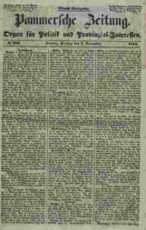 Pommersche Zeitung : organ für Politik und Provinzial-Interessen. 1853 Nr. 266 Blatt 2