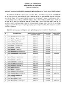 Uchwała Rady Miejskiej w Koszalinie nr XLIX/579/2010