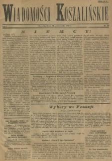 Wiadomości Koszalińskie. 1945 nr 32