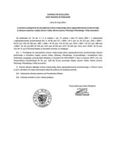 Uchwała Rady Miejskiej w Koszalinie nr LII/611/2010