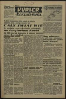 Kurier Koszaliński. 1950, sierpień, nr 7