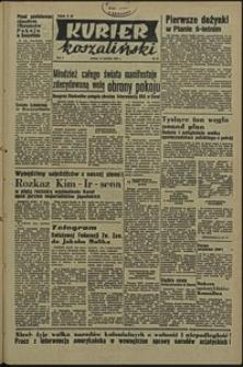 Kurier Koszaliński. 1950, sierpień, nr 11