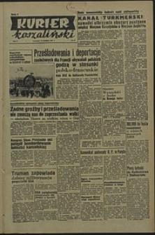 Kurier Koszaliński. 1950, wrzesień, nr 37