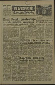 Kurier Koszaliński. 1950, wrzesień, nr 39