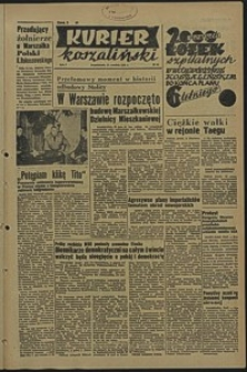 Kurier Koszaliński. 1950, wrzesień, nr 41