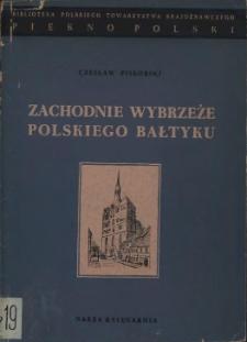 Zachodnie wybrzeże polskiego Bałtyku