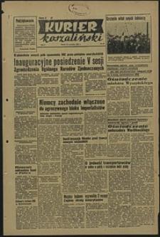 Kurier Koszaliński. 1950, wrzesień, nr 45
