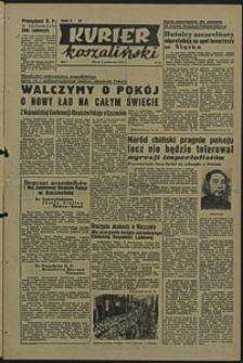Kurier Koszaliński. 1950, październik, nr 56