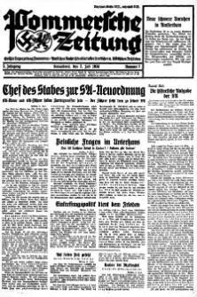 Pommersche Zeitung. Jg.3, 1934 Nr. 7