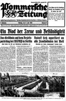 Pommersche Zeitung. Jg.3, 1934 Nr. 9