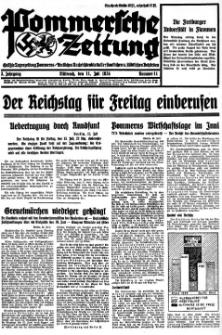 Pommersche Zeitung. Jg.3, 1934 Nr. 11