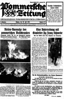 Pommersche Zeitung. Jg.3, 1934 Nr. 23