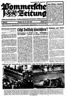 Pommersche Zeitung. Jg.3, 1934 Nr. 24