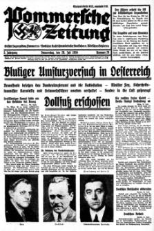 Pommersche Zeitung. Jg.3, 1934 Nr. 26