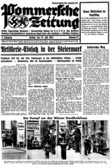 Pommersche Zeitung. Jg.3, 1934 Nr. 27