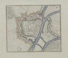 Stetin Ville forte d'Allemagne Capitale de la Pomeranie Royale, Située Sur la Riviere de l'Oder [...]