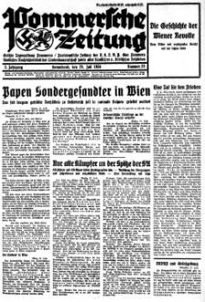 Pommersche Zeitung. Jg.3, 1934 Nr. 28