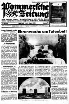 Pommersche Zeitung. Jg.3, 1934 Nr. 35