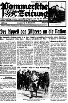 Pommersche Zeitung. Jg.3, 1934 Nr. 49