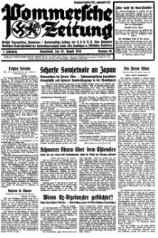 Pommersche Zeitung. Jg.3, 1934 Nr. 56