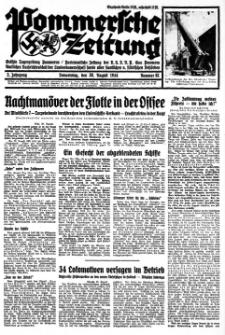 Pommersche Zeitung. Jg.3, 1934 Nr. 61