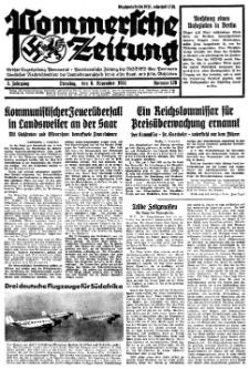 Pommersche Zeitung. Jg.3, 1934 Nr. 129