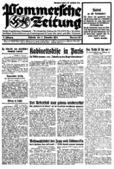Pommersche Zeitung. Jg.3, 1934 Nr. 130