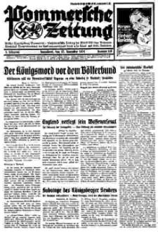 Pommersche Zeitung. Jg.3, 1934 Nr. 140