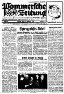 Pommersche Zeitung. Jg.3, 1934 Nr. 141