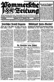 Pommersche Zeitung. Jg.3, 1934 Nr. 147