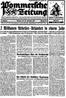 Pommersche Zeitung. Jg.3, 1934 Nr. 151