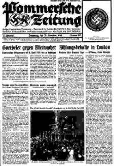 Pommersche Zeitung. Jg.3, 1934 Nr. 152