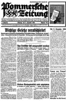 Pommersche Zeitung. Jg.3, 1934 Nr. 158